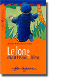 Le long manteau bleu